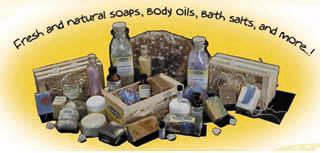 Fresh & Natural Gifts for Body & Soul!